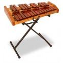 Clavier padouk - Accord marimba - XJ2PB